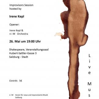"""Free Improviser Session"" at Shakespeare in Salzburg"
